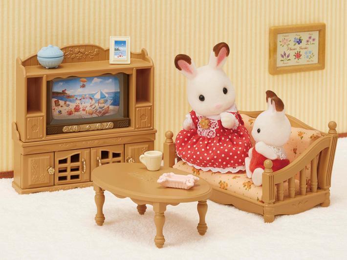 森林家族電視櫥櫃套裝(新版) - 7