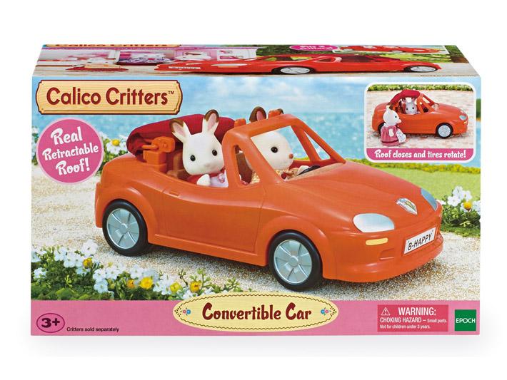Convertible Car - 7