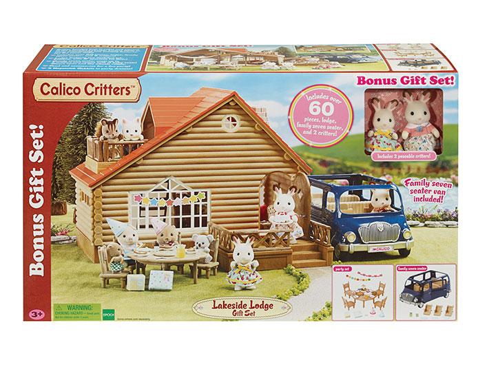 Lakeside Lodge Gift Set - 5