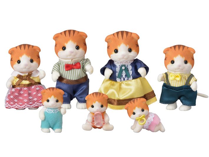 摺耳貓家族 - 5