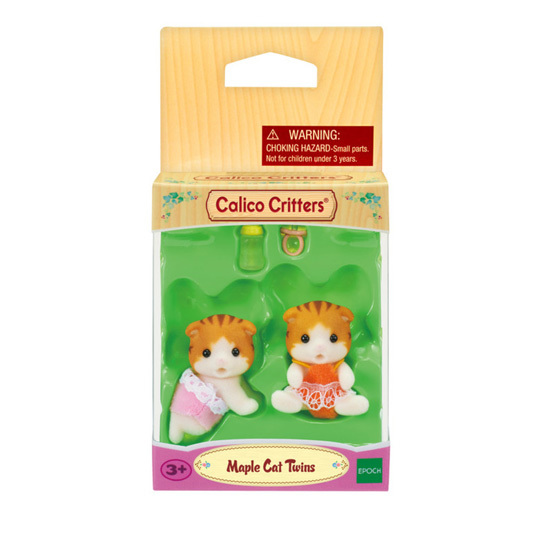 Maple Cat Twins - 4