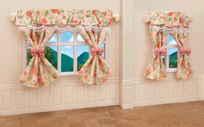 燈飾窗簾套裝 - 5
