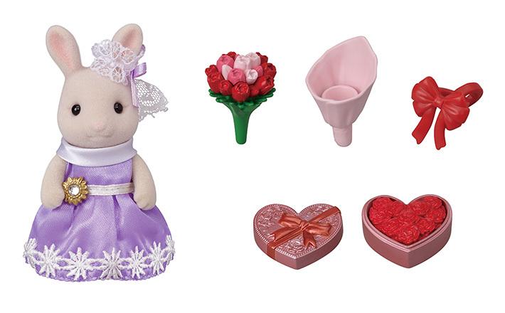 小鎮玫瑰花套裝 - 8