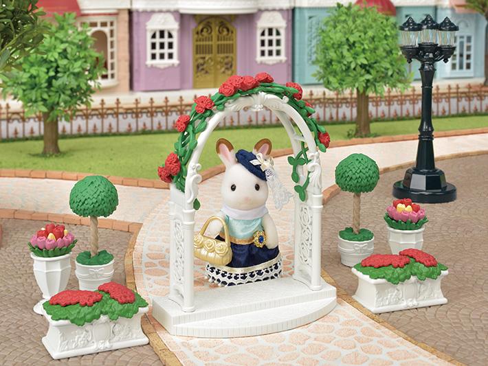 小鎮花園套裝 - 8