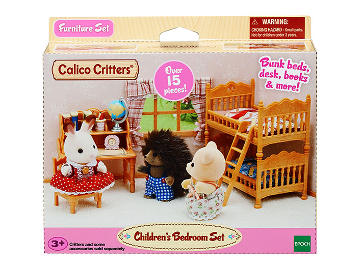 Children\'s Bedroom Set | Calico Critters