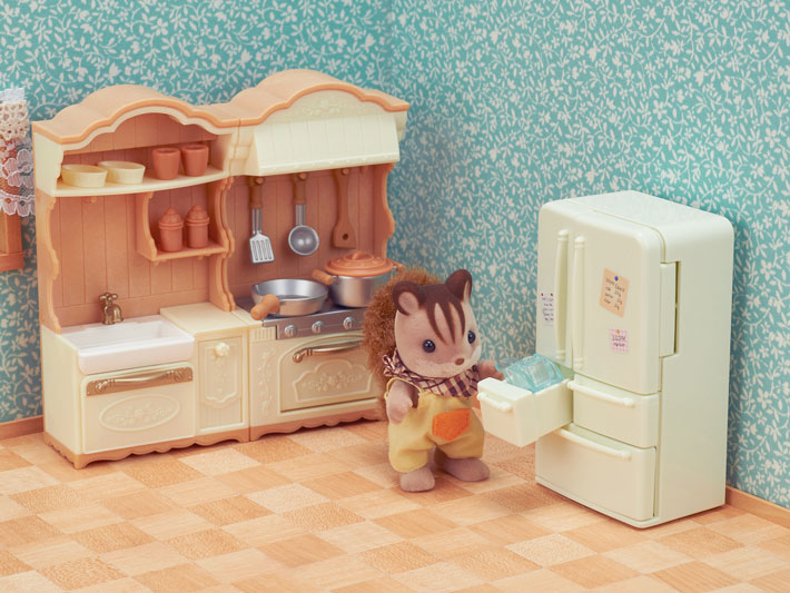 Kitchen Play Set - 6