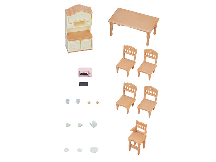 Dining Room Set - 6