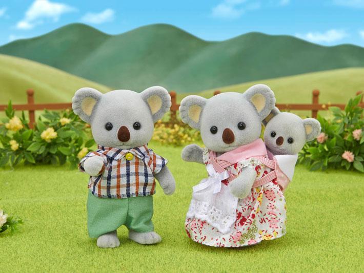 Familia Koala - 4