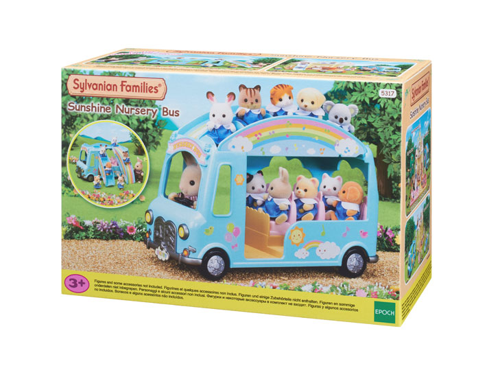 Sunshine Nursery Bus - 8