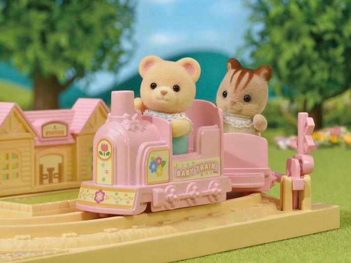 Baby Abenteuer Zug - 7
