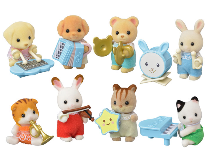 Blind Bags serie 1 Baby Band - 12