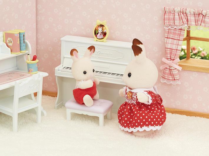 女孩房間家具組 - 9