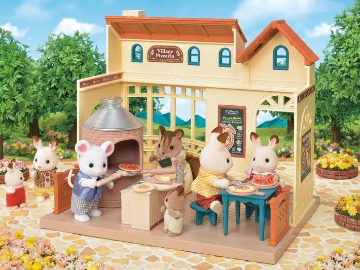Village Pizzeria - 13