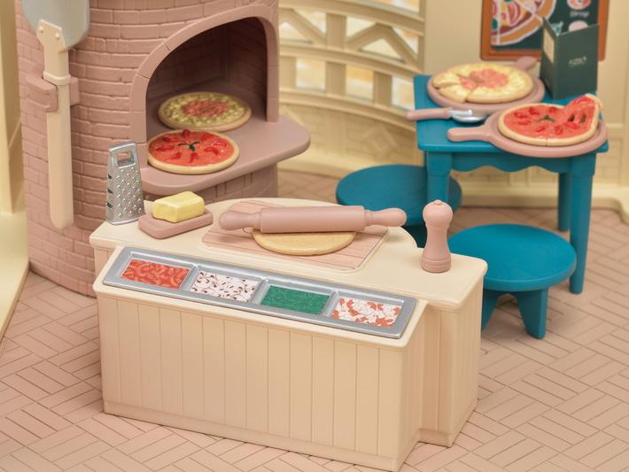 Venkovská Pizzeria - 14