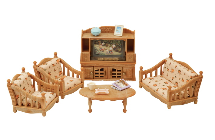 Comfy Living Room Set - 5