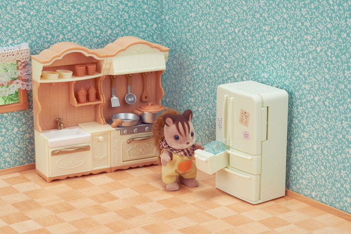 Kitchen Play Set - 5