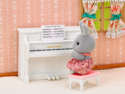 Hermana Coneja con Piano - 4
