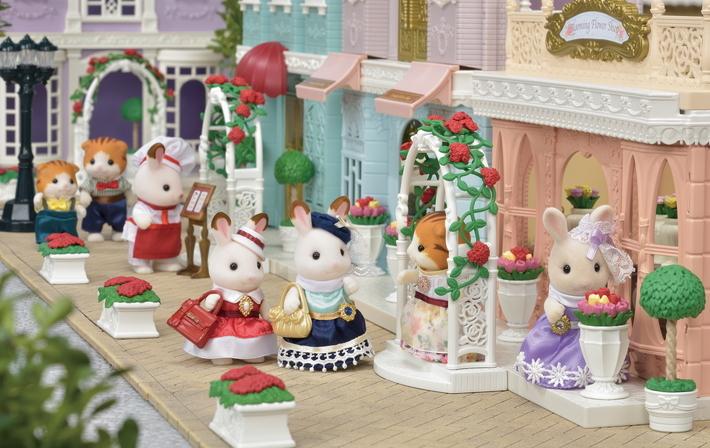 Floral Garden Set - 7