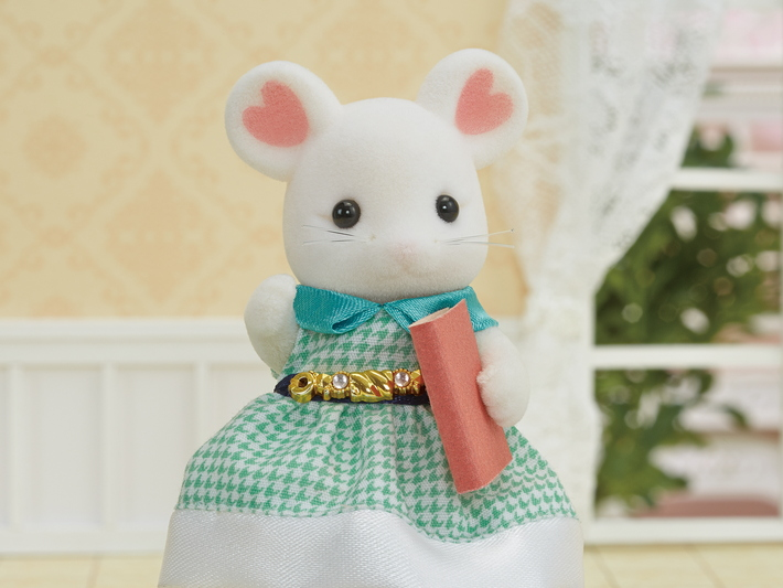 Town Girl Series  - Marshmallow Mouse -  - 7