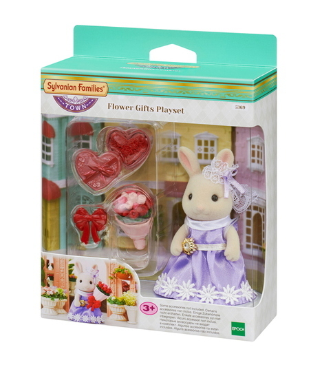 Flower Gifts Playset - 8