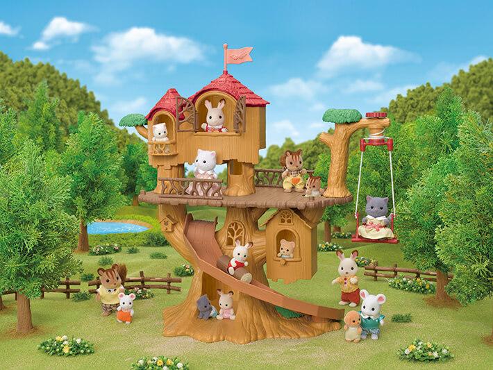 森林冒險樹屋 - 13