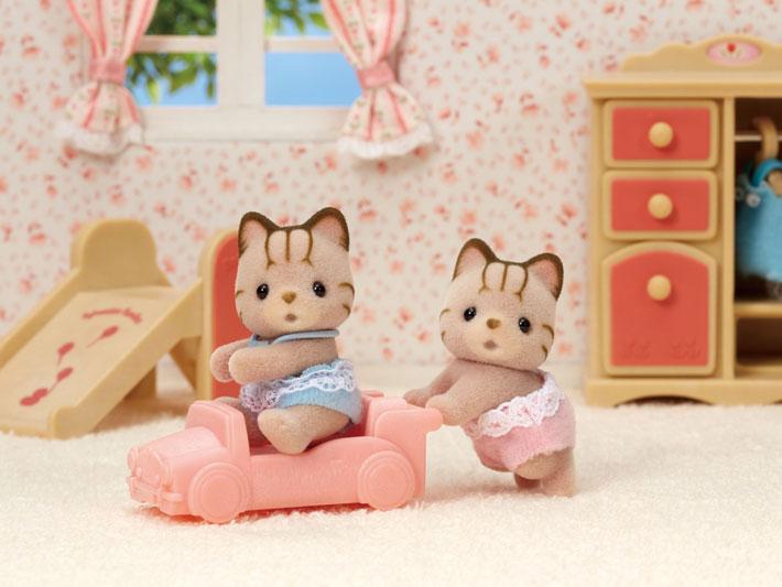 Sandy Cat Twins - 3