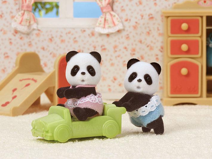 Wilder Panda Twins - 3