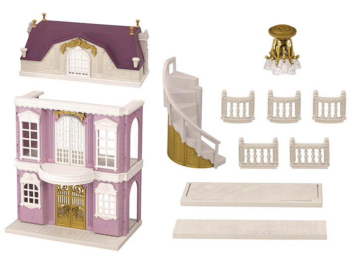 Elegant Town Manor - 16
