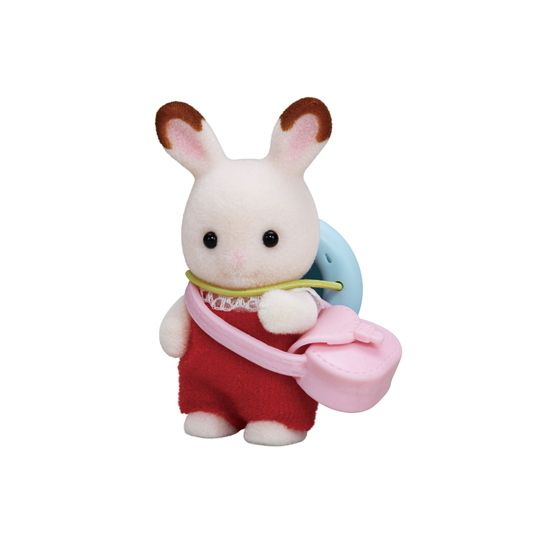 Le bébé lapin chocolat - 4
