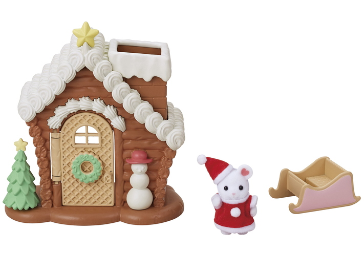 Gingerbread Playhouse - 8