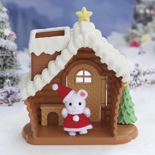 Χριστουγεννιάτικο Σετ με Σπιτάκι (5390) - 8