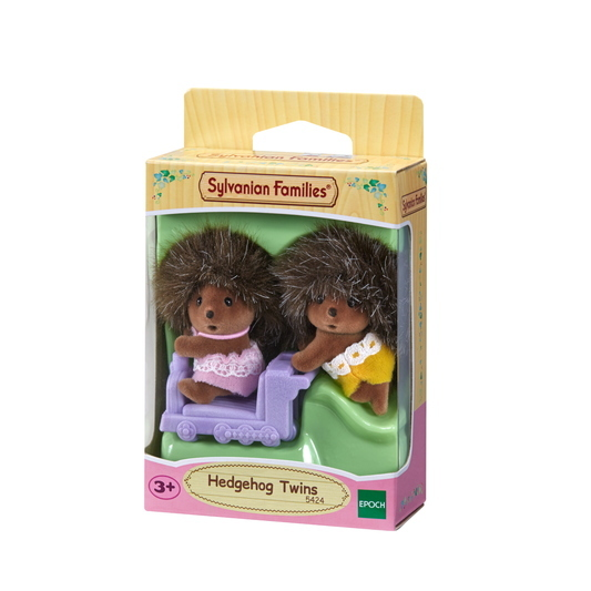 Hedgehog Twins - 4