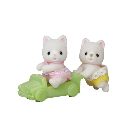 Silk Cat Twins - 4