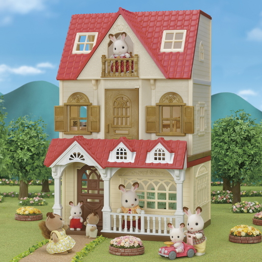 Sweet Raspberry Home - 11