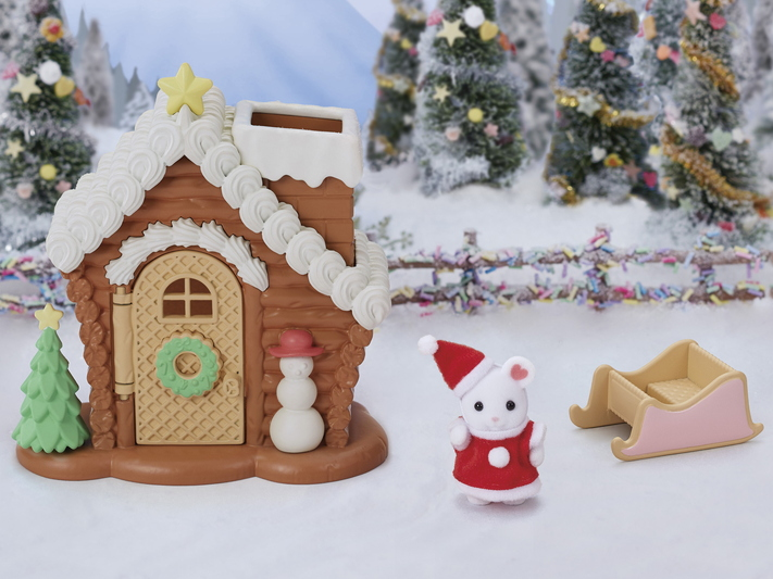 Gingerbread Playhouse - 7