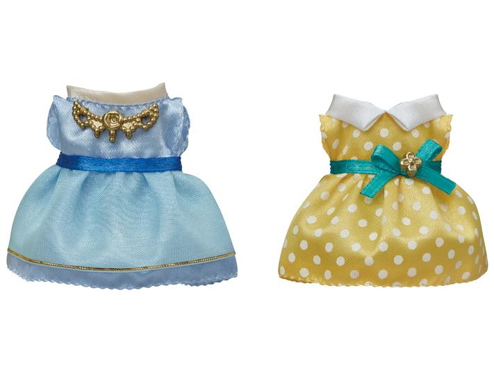 Dress Up Set  ( Light Blue & Yellow ) - 4