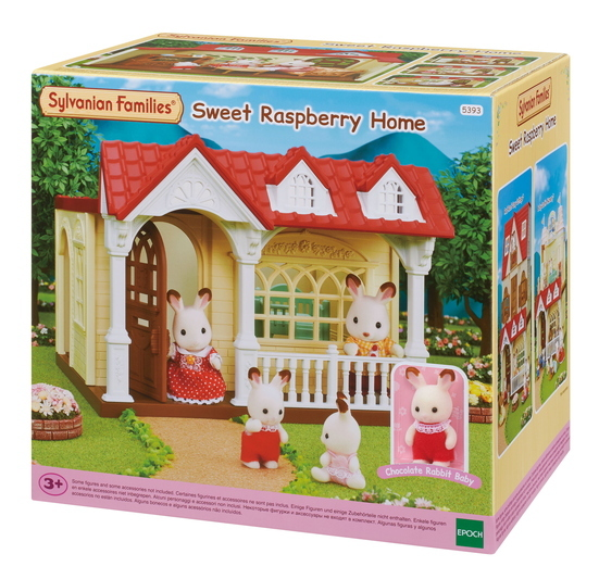 Sweet Raspberry Home - 12