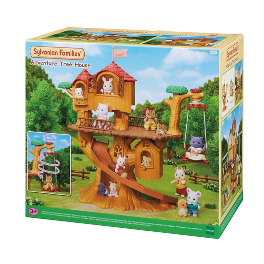 Adventure Tree House - 13