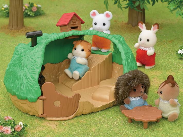 Baby Hedgehog Hideout - 10