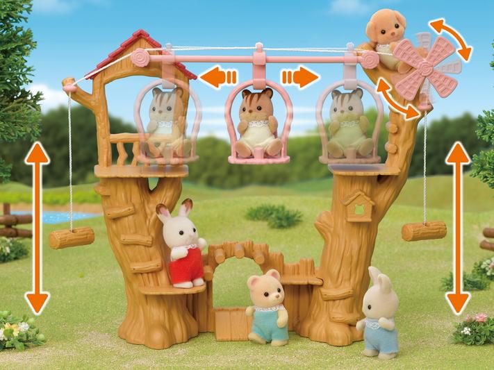 Baby kabelbaanpark - 10
