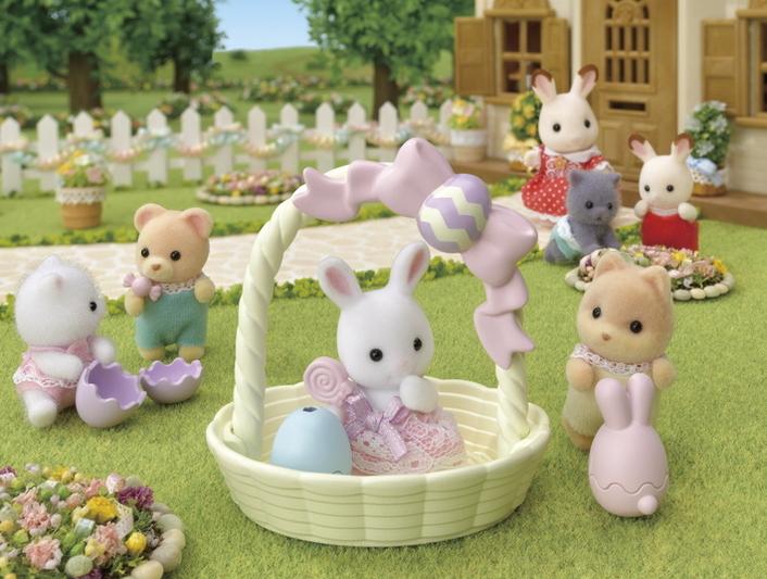 復活節小白兔套裝 - 6