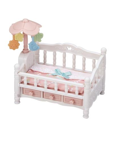 森林家族三胞胎嬰兒床 - 9