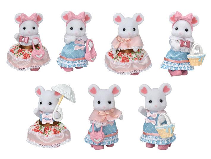 棉花糖鼠 - 時尚配搭套裝 - 7