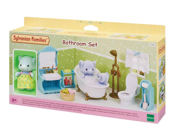 Conjunto Toalete e Banho com Irmã Elefante - 6