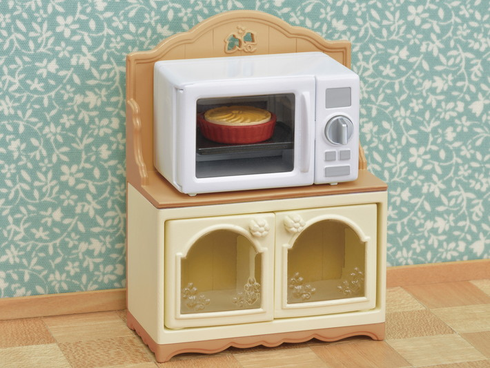 Microwave Cabinet - 9