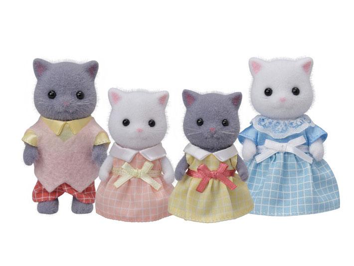 Família dos Gatos Persas - 3