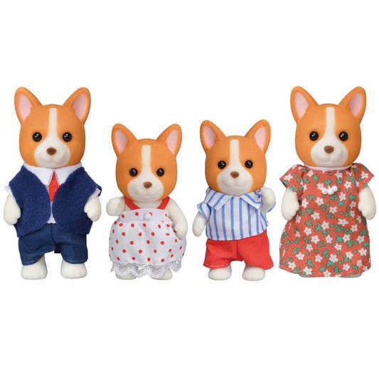 Семья собачек Корги - 3