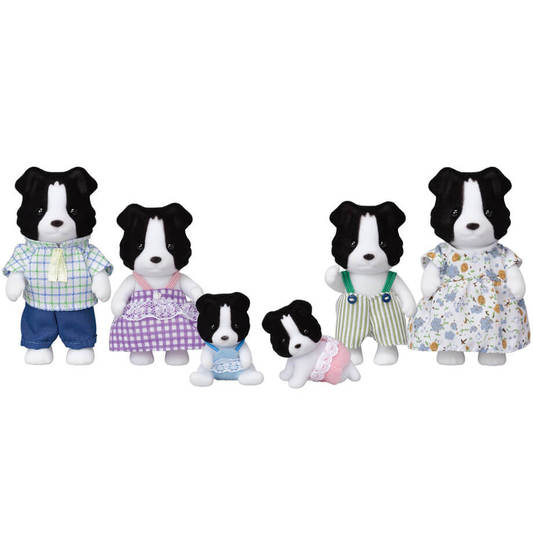Border Collie Family - 3