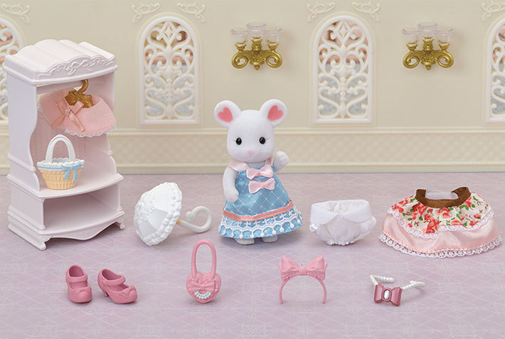 Fashion Play Set -Sugar Sweet Collection- - 8