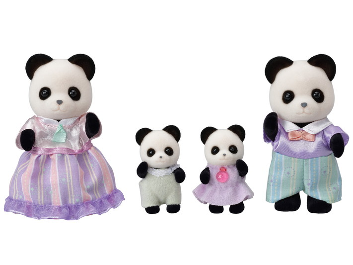 Pookie Panda Family - 4